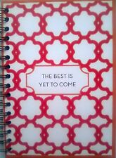 The Best Is Yet To Come! Notebook Journal 3pc Combo Set
