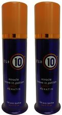 It's a 10 - Miracle Leave-In Potion Plus Keratin 3.4oz (Pack of 2)