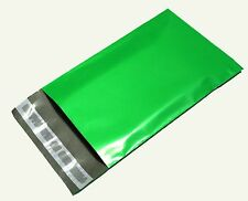 New listing 200 Green color 7.5x10.5'' Poly Mailers Shipping Supplies