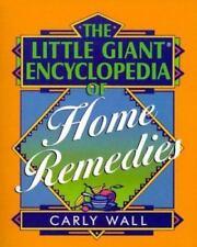 Home Remedies (Little Giant Encyclopedias)
