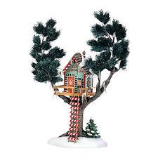 "Brand New - Department 56 Village Accessories ""Elf Treehouse"" 56446"