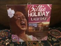 """Holiday, Billie""""The Golden Years Of Lady Day"""" (LPJT 10 Italy) - JAZZ VOCAL LP"""