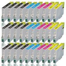 30 kompatible Patronen, ersetzen EPSON T0711 T0712 T0713 T0714 (kein Original)