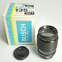 Bush Tele Foto 135/2,8 für Nikon AI-S