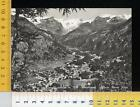 44313] AOSTA - CHAMPOLUC - PANORAMA - SFONDO MONTE ROSA _ 1962