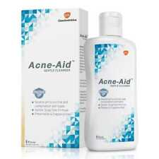 Acne Aid Gentle Cleanser Soap Free Fragrance Free Facial Cleanser Normal Skin
