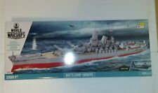 Cobi # 3083 Yamato  Limited Edition MISB mit Shipper World Of Warships in OVP
