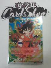 Dragon ball super - Son Goku, Oeil pour Oeil BT12-006 SPR