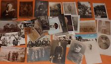 53 Militaria Fotos Sammlung 1870-1918 Kriegsmarine Feldpost Tschako 1.WK etc.
