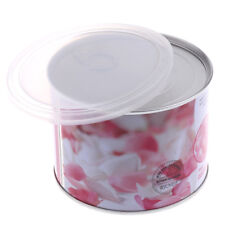 400g/Bottle Rose Flavor Hair Removal Hot Hard Film Waxing Beans for Body Leg