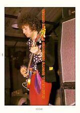 Cream Eric Clapton Jack Bruce Ginger Baker 5x7 Fool Painted Sg pro lab Hi Qual