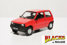 Edicola Models 1:43 Scale Lada Oka 1988 (VAZ 1111) Red Diecast Model Car
