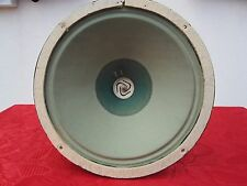 1 Speaker klangfilm Field Coil  Full Range GREEN 4 OHM 24,5 centimetres NOS