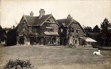 Horsham posted House & Dog. Written by M.Bowe to Mrs Towner, Horsham.