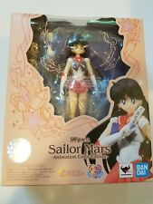 S.H. Figuarts Sailor Mars Animation Color (Opened)