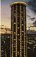 Washington Plaza Hotel, Seattle, WA. Washington USA Postcard