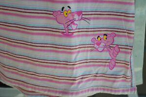 Comme des Garcons Homme Plus Pink Panther T-Shirt Cotton Large Side Slits New WT