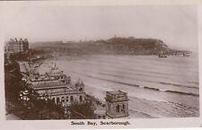 SCARBOROUGH (Yorkshire) : South Bay RP-DAVIDSON BROS