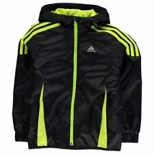 adidas Boys' Coats, Jackets & Snowsuits (2-16 Years) with Hooded