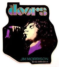 "PEGATINA  VINTAGE  AÑOS  90s   -   THE DOORS   "" Jim Morrison ""  -  1990"