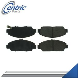 Front Brake Pads Set Left and Right For 1992-1996 HONDA PRELUDE