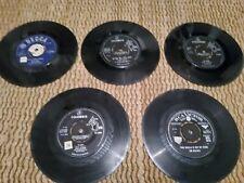 """7"""" Vinyl records, Beatles, Tom Jones Jim Reeves, Ken Dodd MIXED JOB LOT"""