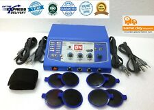 New Electrotherapy Physical Therapy 4 Channel Physiotherapy Equipment GHUJ