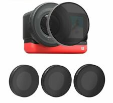 Lens Filter Set Alloy Frames For Insta360 One R Leica Action Camera Accessories