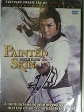 painted skin  -Hong Kong RARE Kung Fu Martial Arts Action movie  NEW