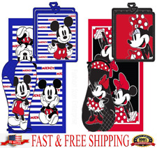 Disney Mickey and Minnie 3pc Kitchen Towel Sets for Couple Original