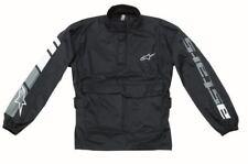 Alpinestars Black Youth Rain Jacket Small