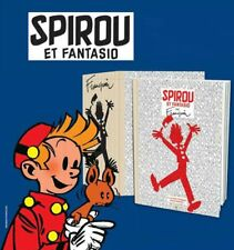 Album de Luxe Spirou et Fantasio Collection de 11 albums, Spirou et Fantasio