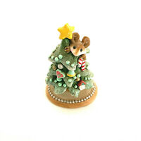 Wee Forest Folk Mouse in Christmas Tree 1999
