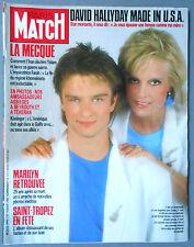►PM 1994/1987- DAVID HALLYDAY - SYLVIE VARTAN - SAINT TROPEZ - MONROE - RUBIROSA