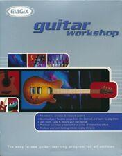 Gitarre Workshop-Learn To Play Guitar-Musik Vokabeltrainer-PC CD-ROM (Disc in Hülle)