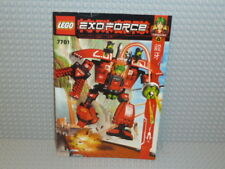 LEGO® Exo-Force Bauanleitung 7701 Grand Titan ungelocht instruction B1386