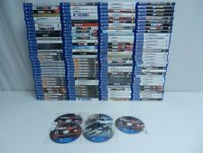 Lot of 136 PlayStation PS4 Games - Street Fighter V, Tom Clancy, Far Cry 4