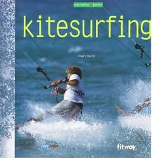 KITESURFING by Marc Bory - Extreme Sports Book FREE POST Tracked
