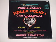 HELLO, DOLLY! (Pearl Bailey, Cab Calloway) LP  Soundtrack  OST