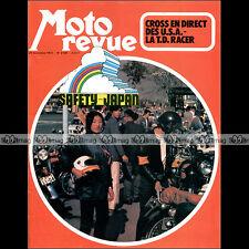 MOTO REVUE N°2100 HONDA DAX ST 50 70 90 SAFETY JAPAN KAWASAKI 750 H2 NIETO 1972