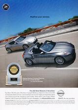2010 Nissan 370Z - JD Quality Award -  Classic Advertisement Ad A46-B
