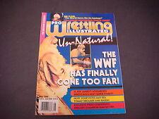 Pro Wrestling Illustrated Magazine May 1996 Jeff Jarrett Tommy Dreamer  M2118