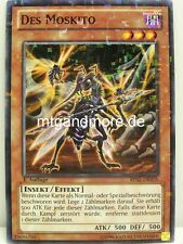 YU-GI-OH - 1x del Zanzara-MOSAIC RARE-bp02-War of the Giants
