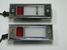 1965-1966 MUSTANG PONY DOOR COURTESY LIGHT ASSEMBLIES