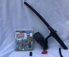 PS3 Rapala Pro Bass Fishing With PS3 Fishing Pole Controller