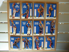1992-93 Skybox The Road To Gold-Olympic Dream Team Complete Set-Michael Jordan++