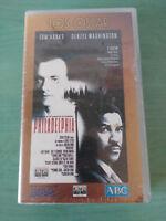 Philadelphia Tom Hanks ANTONIO Bandiere Denzel VHS Nastro Castellano Nuovo