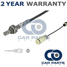 FOR SUZUKI VITARA 1.6 SOFT TOP 1988-91 1 WIRE FRONT LAMBDA OXYGEN SENSOR EXHAUST