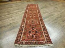 Circa1920's Antique Vintage Viss Heri Z Serapi Heris 2.3x10 Estate Sale Rug