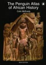 The Penguin Atlas of African History: Revised Edition by McEvedy, Colin